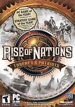 Obal-Rise of Nations: Thrones and Patriots