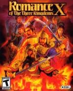 Obal-Romance of the Three Kingdoms X