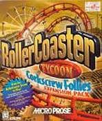 Obal-RollerCoaster Tycoon: Corkscrew Follies