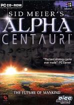 Obal-Sid Meier´s Alpha Centauri
