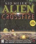 Obal-Sid Meier´s Alien Crossfire