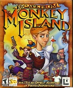 Obal-Escape From Monkey Island
