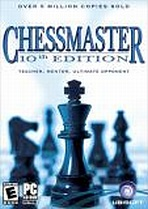 Obal-Chessmaster 10th Edition