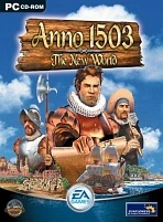 Obal-ANNO 1503: The New World