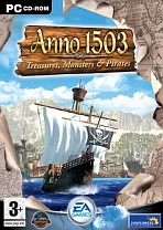 Obal-ANNO 1503 - Treasures, Monsters, and Pirates