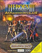 Obal-Heroes of Might and Magic III: Armageddon´s Blade