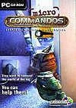 Obal-Micro Commandos