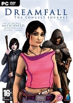 Obal-Dreamfall: The Longest Journey