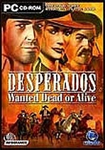 Obal-Desperados: Wanted Dead or Alive