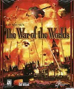 Obal-Jeff Wayne´s The War of the Worlds