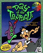 Obal-Maniac Mansion: Day of the Tentacle