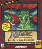 Obal-Magic: The Gathering: Spells of the Ancients