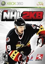 Obal-NHL 2K8