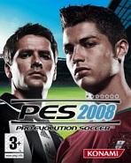 Obal-Pro Evolution Soccer 2008