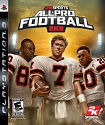 Obal-All-Pro Football 2K8