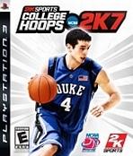 Obal-College Hoops 2K7