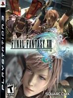 Obal-Final Fantasy XIII