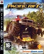 Obal-MotorStorm: Pacific Rift
