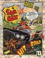 Obal-Sam & Max Hit the Road