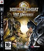 Obal-Mortal Kombat vs. DC Universe
