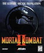 Obal-Mortal Kombat II