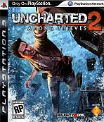 Obal-Uncharted 2: Among Thieves