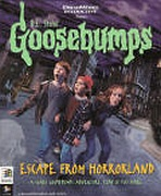 Obal-Goosebumps: Escape From Horrorland