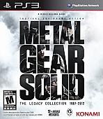 Obal-Metal Gear Solid