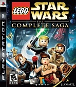 Obal-LEGO Star Wars: The Complete Saga