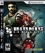 Obal-Bionic Commando