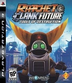 Obal-Ratchet & Clank Future: Tools of Destruction