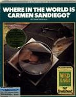 Obal-Where In The World Is Carmen Sandiego? Treasures of Knowledge