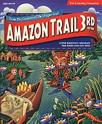 Obal-Amazon Trail 3rd Edition - Rainforest Adventures