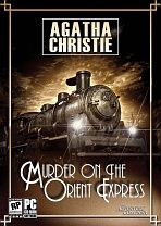 Obal-Agatha Christie: Murder on the Orient Express