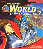 Obal-Where in the USA is Carmen Sandiego? (1999)