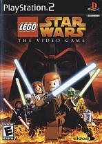 Obal-LEGO Star Wars: The Video Game