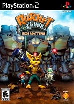 Obal-Ratchet & Clank: Size Matters