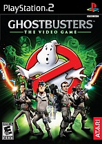 Obal-Ghostbusters: The Video Game