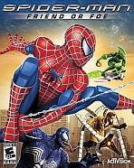 Obal-Spider-Man: Friend or Foe