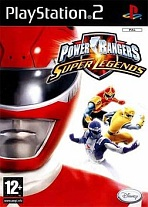 Obal-Power Rangers: Super Legends