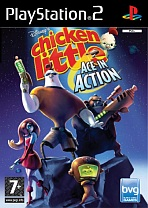 Obal-Disney´s Chicken Little Ace in Action