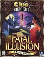 Obal-Clue Chronicles: Fatal Illusion