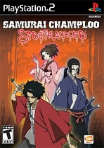 Obal-Samurai Champloo: Sidetracked