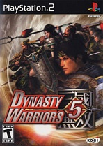 Obal-Dynasty Warriors 5