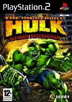 Obal-Incredible Hulk: Ultimate Destruction, The