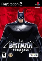 Obal-Batman Vengeance