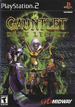 Obal-Gauntlet: Dark Legacy