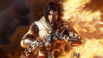 Artwork ke hře Prince of Persia: The Two Thrones