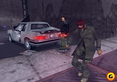 Screen Grand Theft Auto III