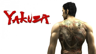 Artwork ke hře Yakuza